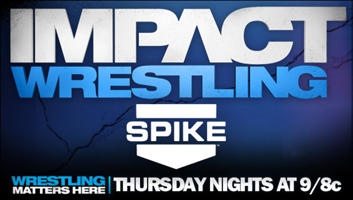 AYP Wrestling Podcast: SPIKE TV CANCELS TNA IMPACT!